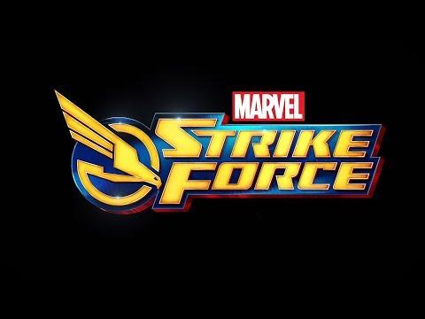 Marvel Strike Force – Official Gameplay Trailer