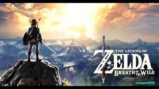 Zora's Domain (Day) 10 Hours- Zelda Breath of the Wild