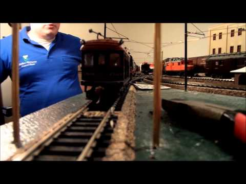 The Chicago, Milwaukee & Lake Shore Electric Railway.