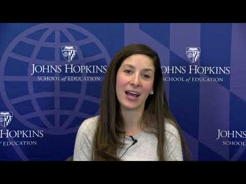 Johns Hopkins School of Education Post-Master's Certificate in Applied Behavior Analysis