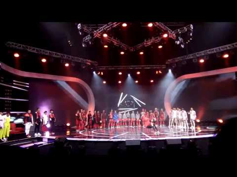 Battle Dance 5 group - The Dance Icon Indonesia 2