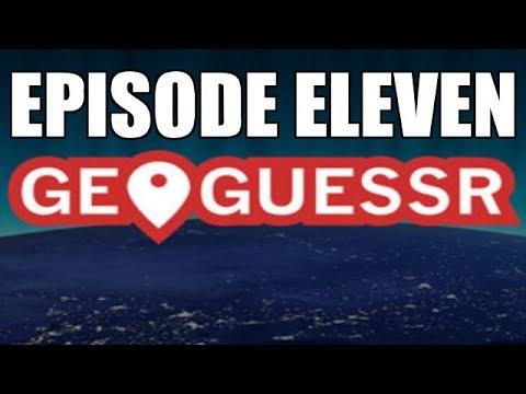 Let's Play GeoGuessr - Episode 11 (North Dakota)