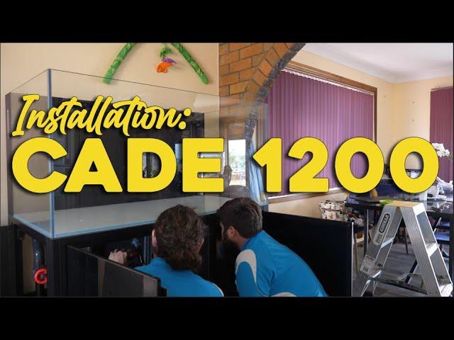 Installation: Cade1200