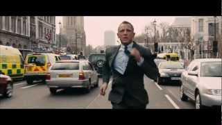 007 Координати «Скайфол». Офіційний трейлер
