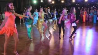 This HOT SALSA dance!