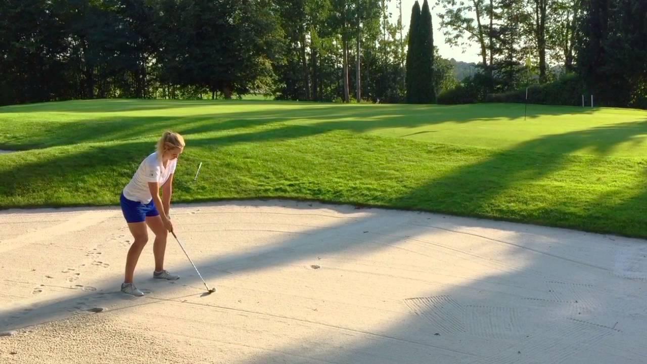 Golf Training - Sandy Par