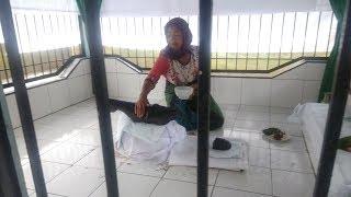 Cagar budaya Meriam Puntung di Desa Suka Nalu, Tanah Karo