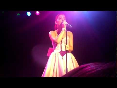 Ariana Grande - Only Girl In The World 2/19/12 HD
