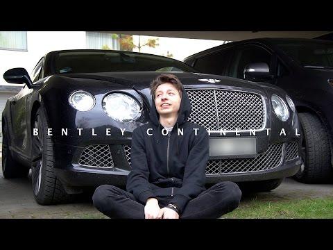 NAUJAS AUTOMOBILIS? (BENTLEY CONTINENTAL)