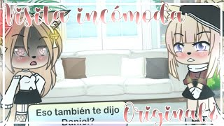 [🌹] Visita Incómoda.. [🌹] || Original¿ || Carol Gato || GL