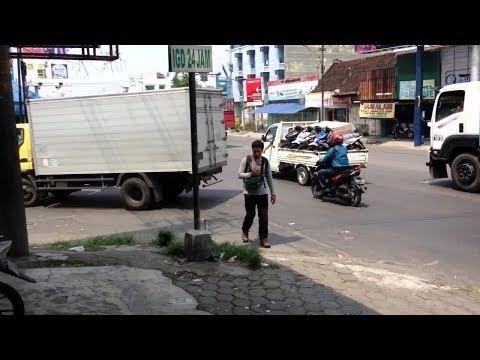 JALUR REL MATI PURWOSARI - KARTASURA | Penelusuran Jalan Kaki Besinya Msh Ada yg Keliatan