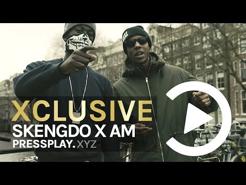 Skengdo X AM - Amsterdam (Music Video) @skengdo41circle @am2bunny