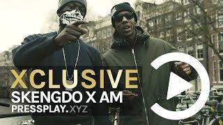 Skengdo X AM - Amsterdam (Music Video) @skengdo41circle @am2bunny