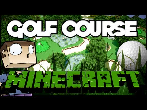 Minecraft: Golf Course