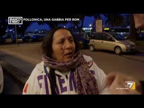 Follonica, una gabbia per Rom