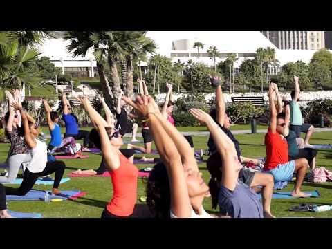 Yoga classes l Swasthi Yoga Studio Doha Westabay