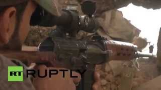 Syria: Army fights militants in Douma as ground offensive continues