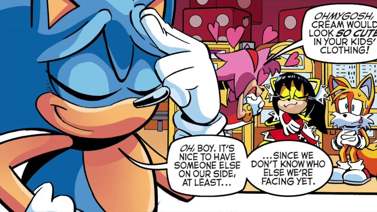 Sonic Comic Funny Moments Youtube