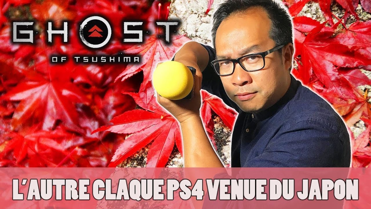 GHOST OF TSUSHIMA: que vaut la nouvelle GROSSE EXCLU de la PS4 ?