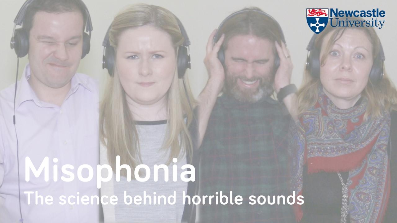 Misophonia - Press Office - Newcastle University