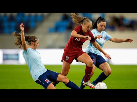Luxembourg vs. England: Extended Highlights   FIFA Women's WCQ   CBS Sports Attacking Third