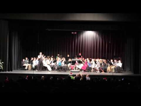 2016 WMMS Holiday Concert 6th Grade