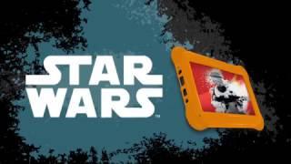 Tablet Star Wars - Multilaser