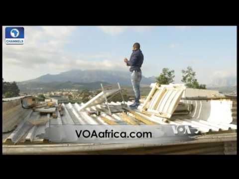 Africa 54: Focus On iShack Solar Power