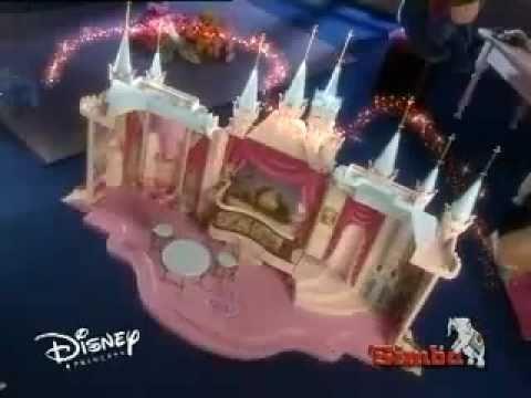 Cinderella Castle SIMBA Commercial