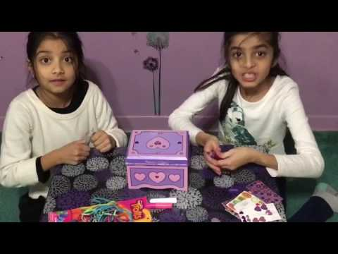 Jewelry box for kids Melissa and Doug