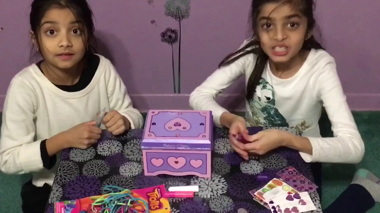 Jewelry box for kids Melissa and Doug YouTube