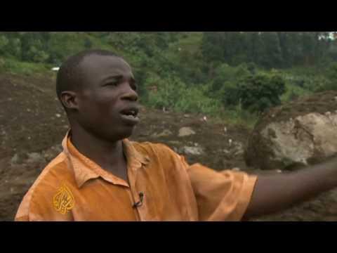Uganda mudslide residents refuse relocation