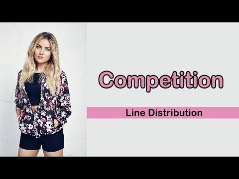 Little Mix - Competition [Line Distribution]