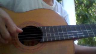 nhanh lan rung guitar cover