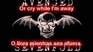 Avenged Sevenfold-I wont see you tonight Sub Ingles- Español.wmv