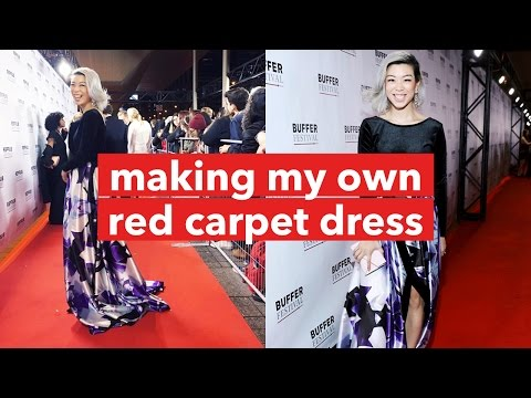 grwm:-diy-red-carpet-dress-in-a-day-|-withwendy