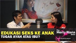 Dr BOYKE: EDUKASI SEKS Ke Anak, Tugas AYAH Atau IBU?  | The Merry Riana Show