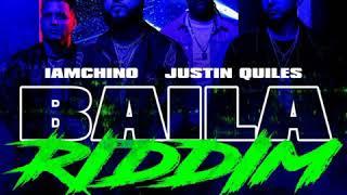 Cover images Justin Quiles - Baila Riddim (Audio Oficial) Ft Farruko & Chino