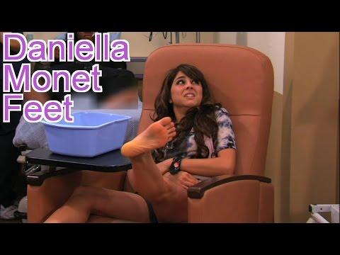 Daniella Monet's Feet