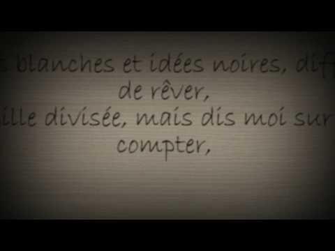 Ridsa   Avancer (Lyrics)