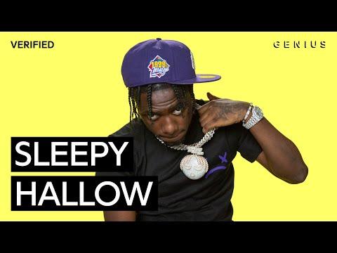 "Sleepy Hallow ""2055"" Official Lyrics & Meaning | Verified"