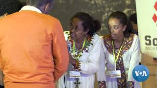 Tech-Savvy Ethiopian Youth Showcase Inventions to Address Community Challenges