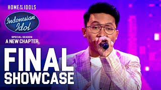 Download lagu KELVIN - TOO GOOD TO SAY GOODBYE (Bruno Mars) - FINAL SHOWCASE - Indonesian Idol 2021