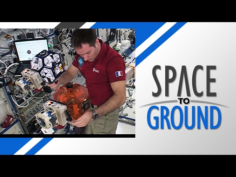 Space to Ground: Flying Robots in Space: 02/17/2017