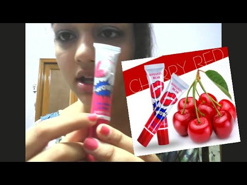 wow-lip-tattoo-review-by-niks-tips-(cherry-red)