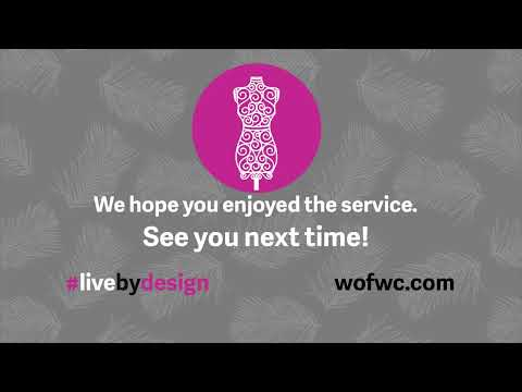 WOF Women's Conference - Handcrafted: Live By Design (6/26 PM Session)