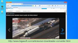Download AOL Downloader/Converter - How to Download Videos/Music from AOL for iPad, iPhone, iPod, PS3
