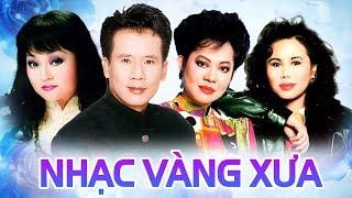 Song ca Đặc Biệt TUẤN VŨ HƯƠNG LAN GIAO LINH THANH TUYỀN - Nhạc Vàng Xưa Danh Ca Huyền Thoại
