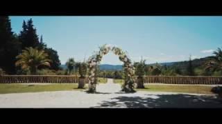 Свадьба в Провансе на юге Франции, Ницца, ведущий свадеб Никита Макаров
