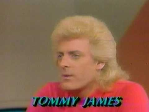 TOMMY JAMES- RARE INTERVIEW